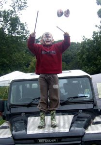 My favourite Farmer Phil's Festival - Tom Barras 2008