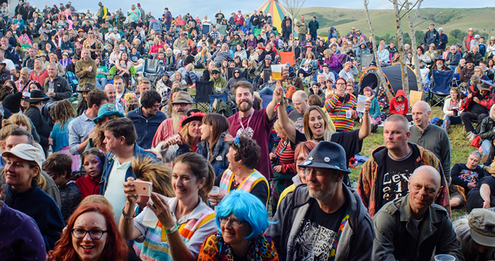 Advanced tickets now sold out for Farmer Phil's Festival 2017