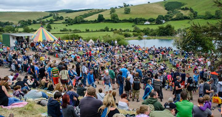 Vote for Farmer Phil's Festival!