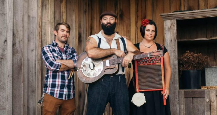 Farmer Phil's Festival - Reverend Peyton's Big Damn Band