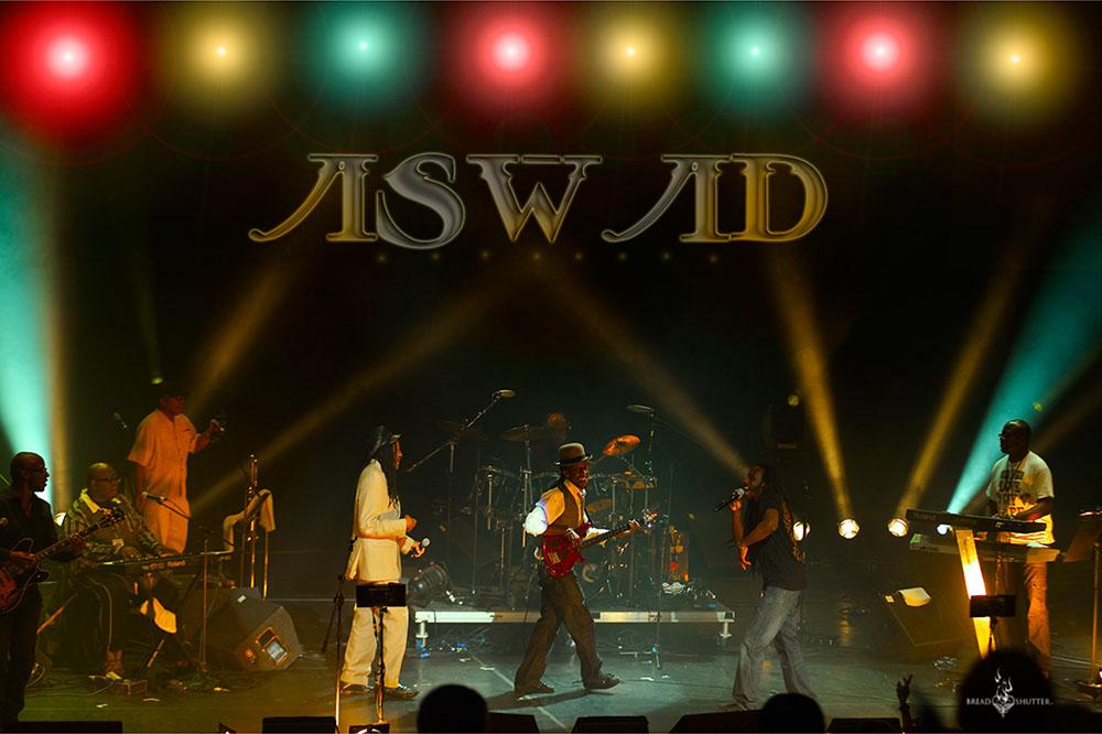 Aswad live