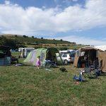 Farmer Phil's Festival campsite 2018