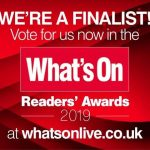 Farmer Phil's Festival a finalist in the What's On Readers Awards 2019
