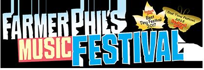 Farmer Phil's Festival Logo