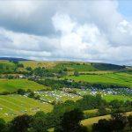 Farmer Phil's Festival camp site 2017